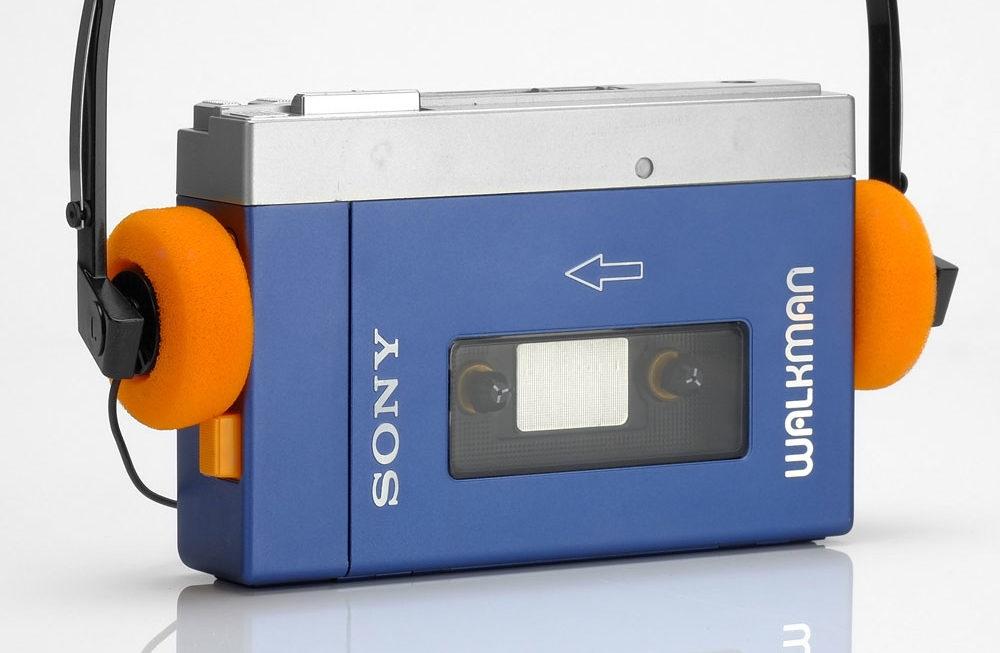 40 años del Walkman que se convirtió en el símbolo de los años 80