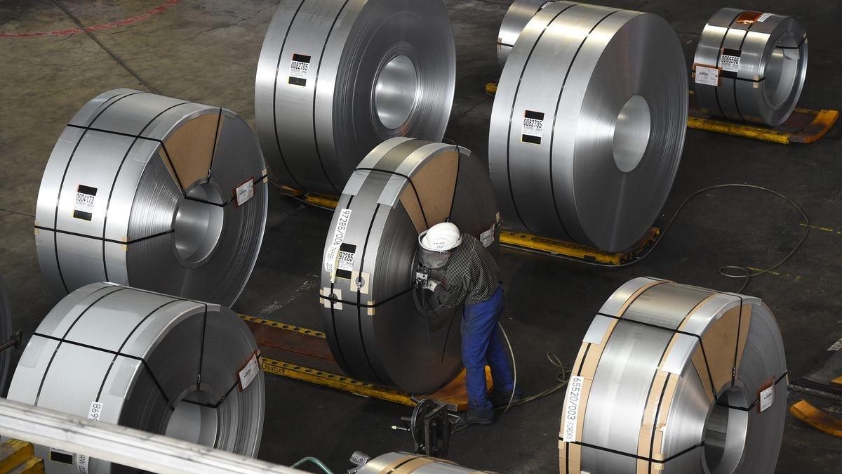 Estados Unidos ya anunció aranceles al acero mexicano
