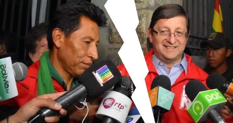 Senador Edwin Rodríguez responde a Oscar Ortiz: