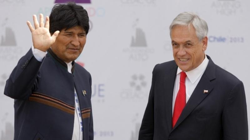 Sebastián Piñera llamó al presidente Evo Morales para ofrecerle ayuda para sofocar los incendios