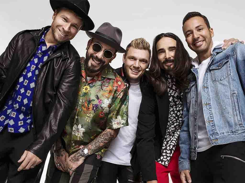 En la Ciudad de México los Backstreet Boys tienen tercera fecha de presentación
