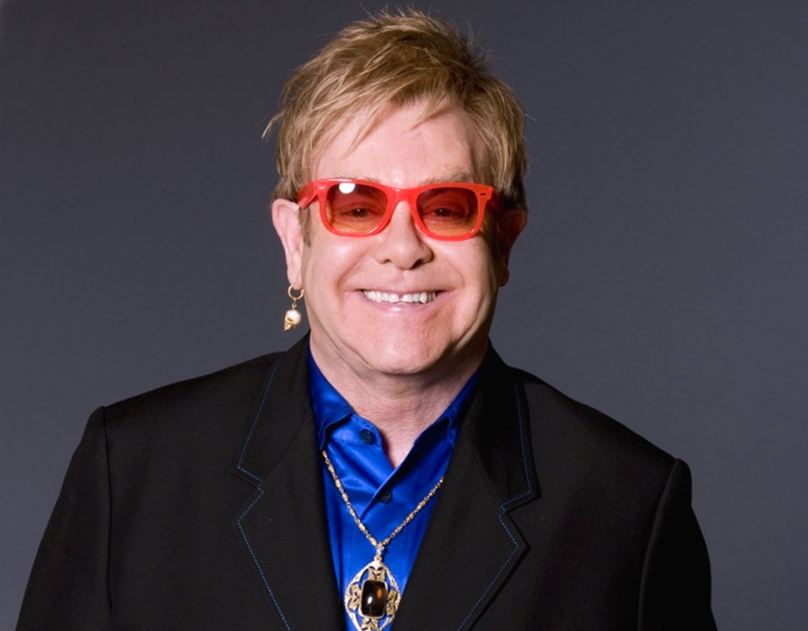 Otra confesión de Elton John: