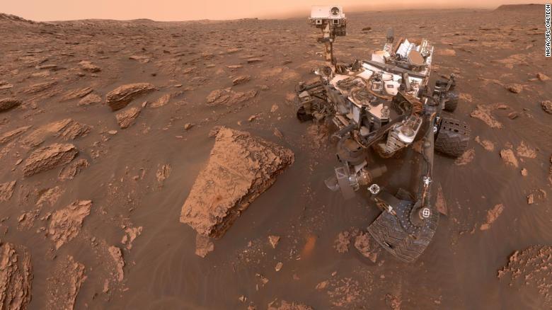 Tarde o temprano se llegó a saber un científico de la NASA asegura que en 1976 encontró rastros de vida en Marte