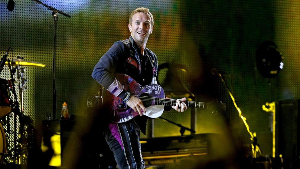 Coldplay presenta nuevo álbum mediante una carta postal