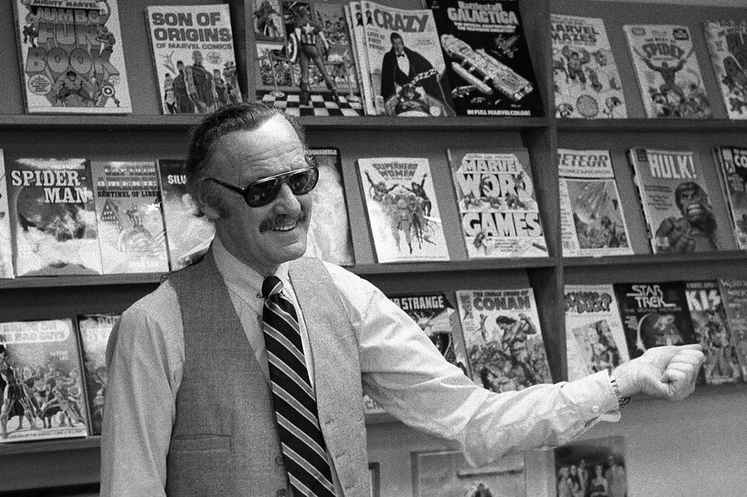 Emotivo homenaje a Stan Lee DC Comics despúes de un año de su partida