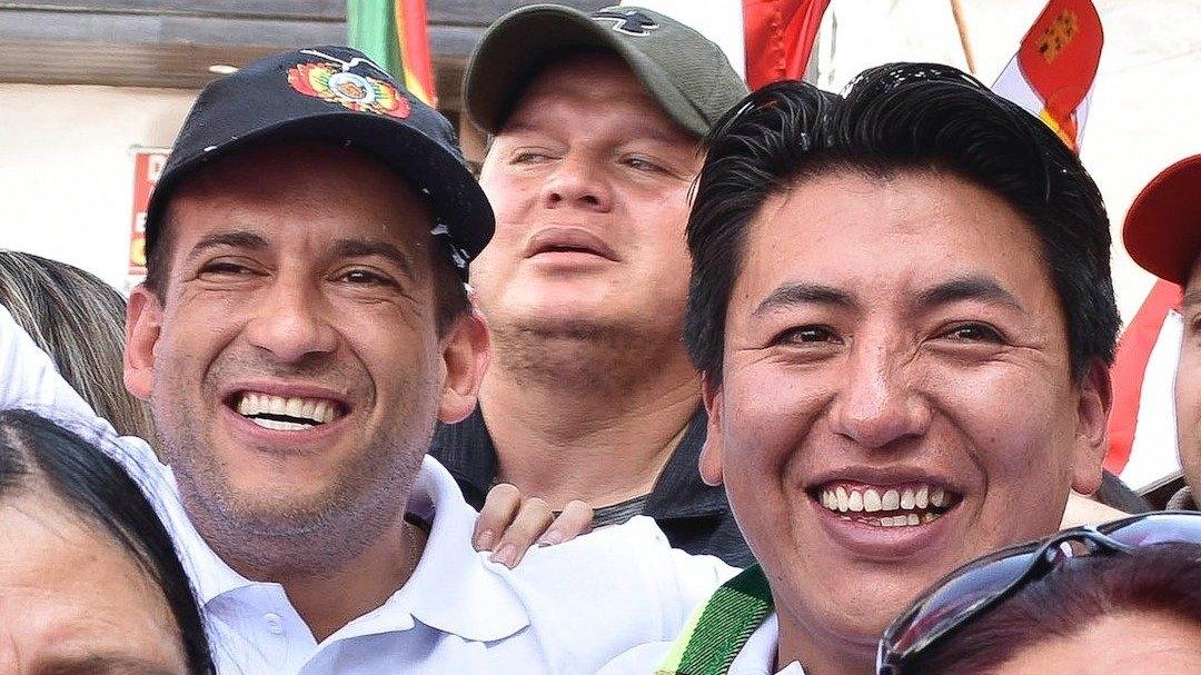 ¿Termina el idilio entre Luis Fernando Camacho y Marco Pumari por intereses políticos y económicos?