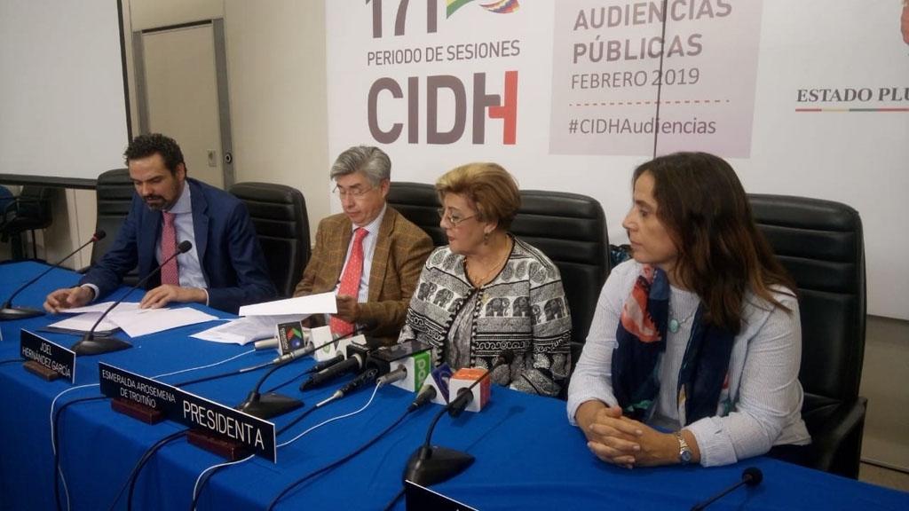 Estas son las observaciones de la CIDH tras su visita a Bolivia, y afirmaron que urge una investigación internacional para las graves violaciones de derechos humanos ocurridas en el marco del proceso electoral desde octubre de 2019