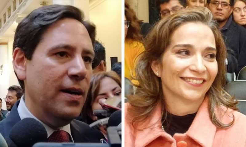 Tribunal Supremo Electoral conforma su directiva eligen a Salvador Romero presidente del TSE