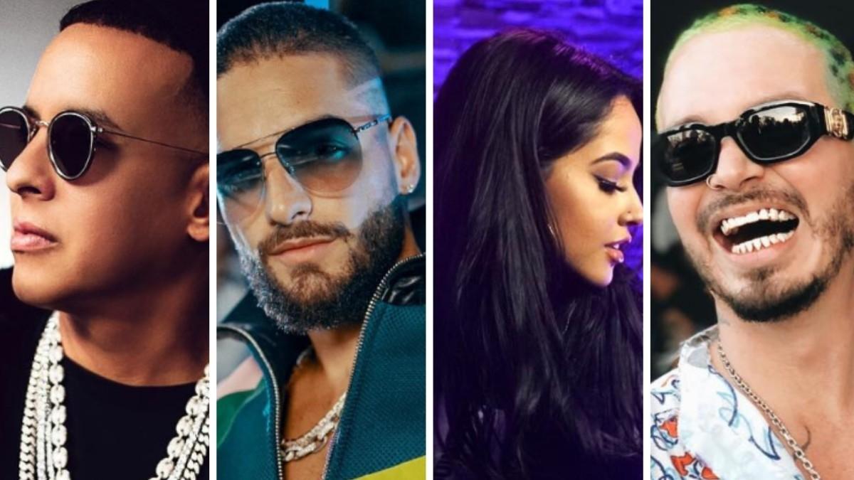 El género reggaeton se  tornó dominante en los últimos diez años