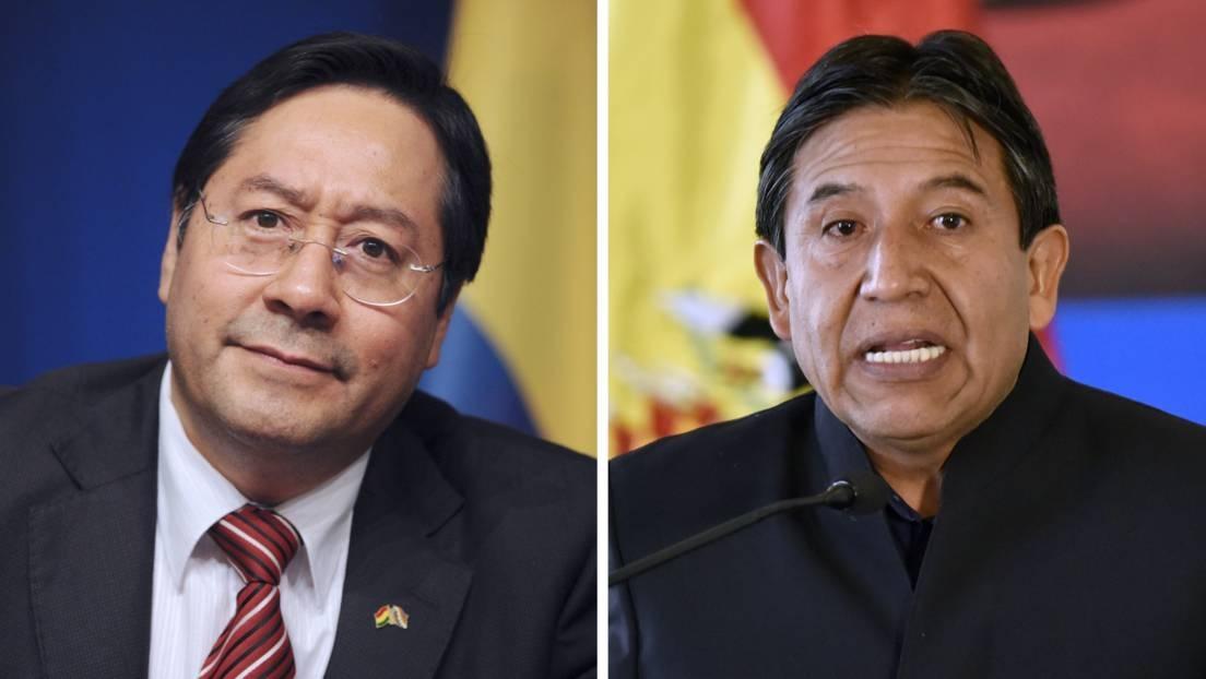 Luis Arce y David Choquehuanca se confirman como candidatos del MAS