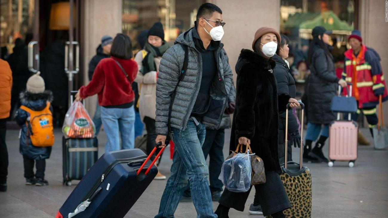 54 muertes se lleva el coronavirus en China