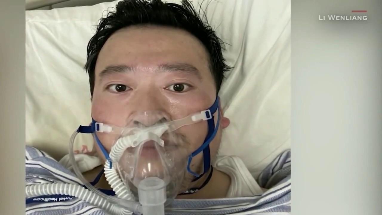 A causa del coronavirus murió uno de los primeros médicos que intentó advertir sobre esta enfermedad y fue silenciado por el gobierno chino