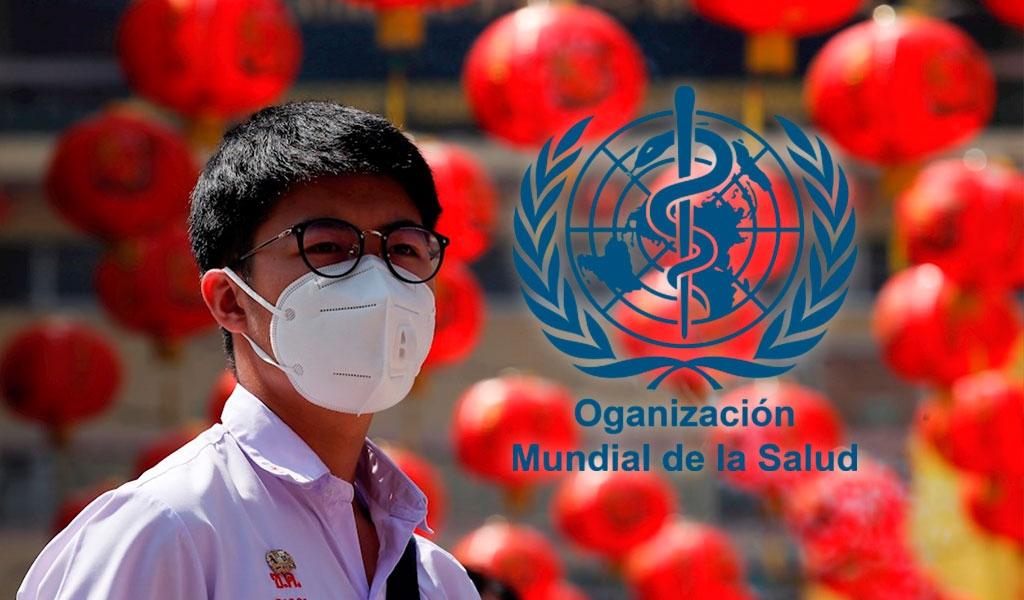 Organización Mundial de la Salud OMS señala que todavía puede ser prevenida una pandemia a nivel mundial