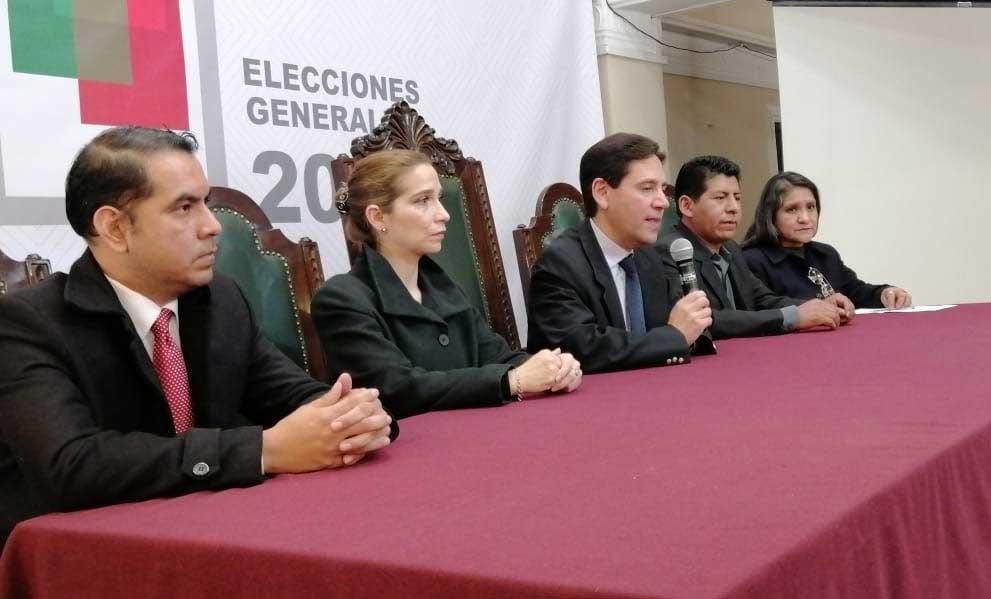 Tribunal Supremo Electoral TSE aclara que no ha resuelto ninguna impugnación incluye candidatura de Evo Morales y prevé tardar algunos días más