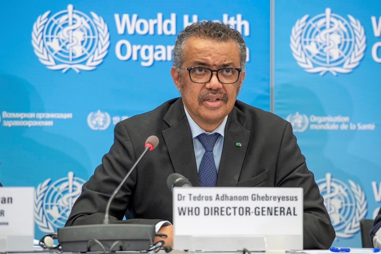 Los Riesgos de levantar medidas contra el coronavirus es advertido por  Organización Mundial de la Salud OMS