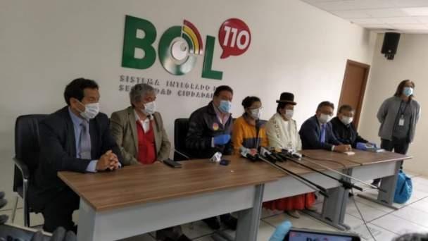 Extienden la cuarentena total en los municipios de La Paz, El Alto y parte del eje metropolitano de Cochabamba hasta fin de mes