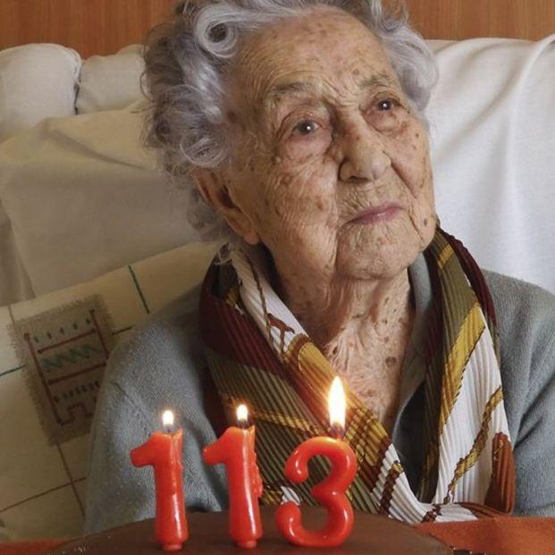 Mujer de 113 años vence al coronavirus en España