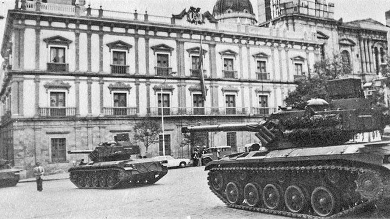 40 años del golpe de Estado comandado por Luis García Meza y Luis Arce Gómez