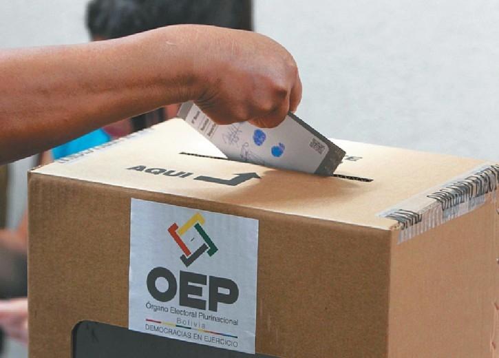 7.332.925 ciudadanos habilitados para votar el 18 de octubre en Bolivia y en el exterior