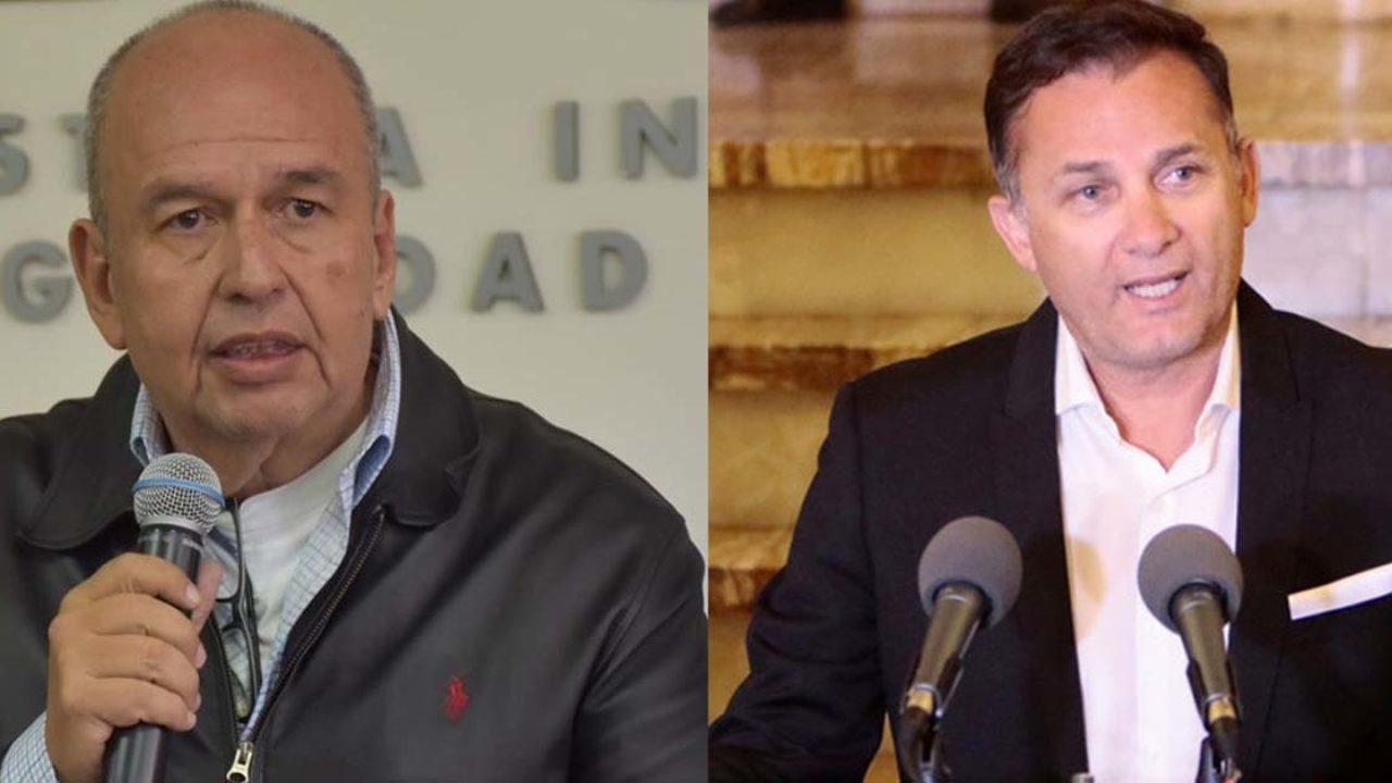 Fiscalía emitío ordenes de aprehensión contra exministros de Gobierno y de Defensa, Arturo Murillo y Luis Fernando López