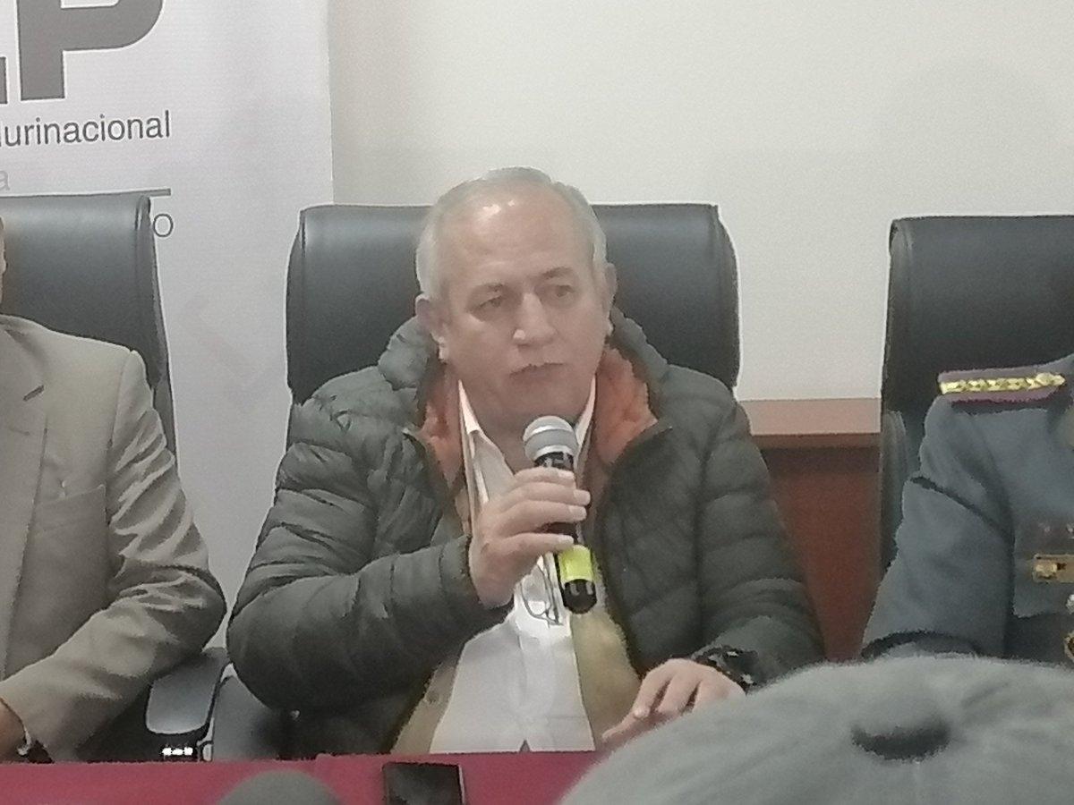 Antonio Costas Exvocal del Tribunal Supremo Electoral fue chantajeado según su abogado Andrés Zuñiga
