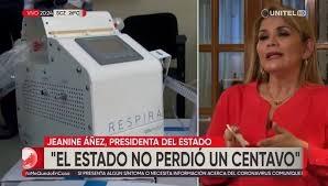 Jeanine Añez dejó al país con una deuda de $us 1.522 millones, según Ministra de Planificación Felima Gabriela Mendoza