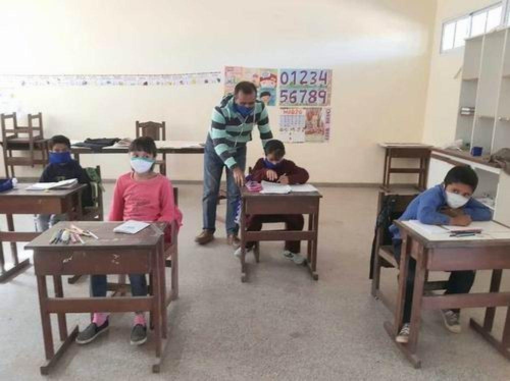 Inicio de clases en las escuelas y colegios modalidad semipresencial está previsto para los primeros días de febrero de 2021