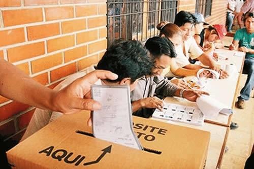 Los Jurados designados para el balotaje para la elección del gobernador de La Paz tienen hasta el viernes para presentar su excusa