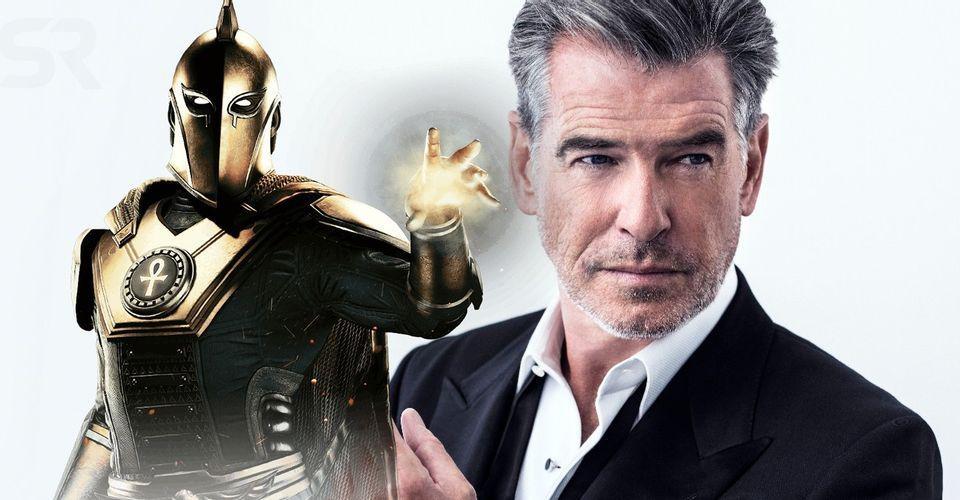 Pierce Brosnan personificará a un superhéroe