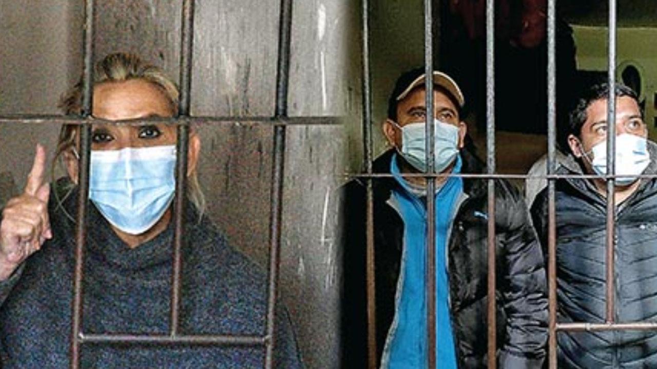 Justicia rechaza apelación Jeanine Áñez y dos exministros permanecerán detenidos preventivamente