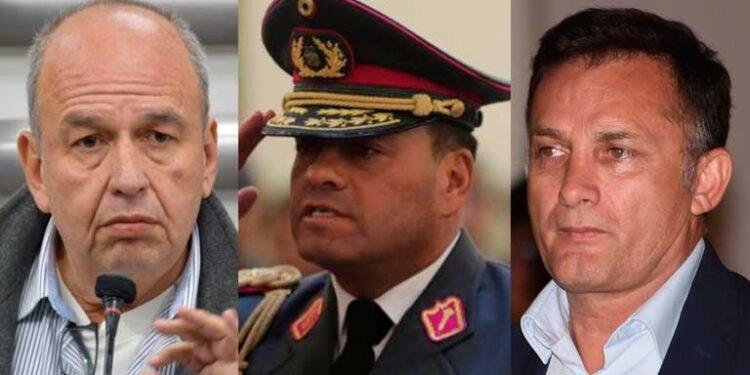 Juez Cautelar 1 de Sacaba, Cochabamba, emitió las órdenes de aprehensión contra exministros Arturo Murillo, Luis Fernando López y excomandante de las FF.AA. Sergio Orellana