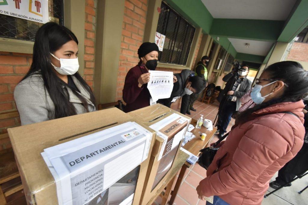 Para quienes no votaron el 7 de marzo podrán hacerlo el 11 de abril en 4 departamentos de acuerdo al Tribunal Supremo Electoral