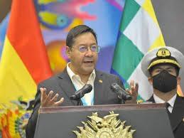 Presidente Luis Arce esperará su turno para el mes de abril para vacunarse contra el COVID-19