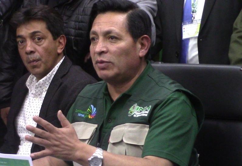 Detención preventiva para exdirector de la ANH Luis Fernando Valverde Ferrufino por muertes en Senkata de 2019