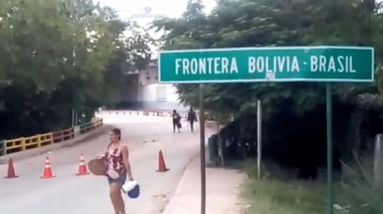 Militares y policías patrullan Pando, Beni y Santa Cruz pasos fronterizos con Brasil