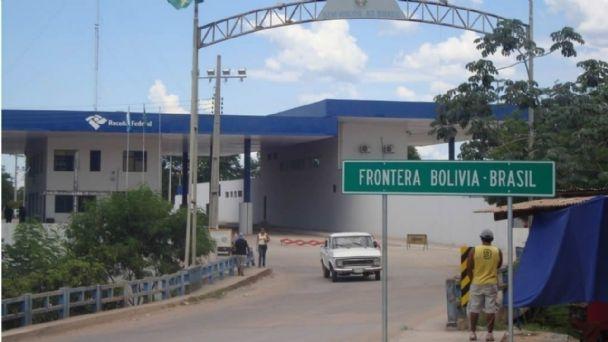 Se amplia por otros siete días el cierre de fronteras con Brasil con horario permitido para el tránsito en los puntos fronterizos