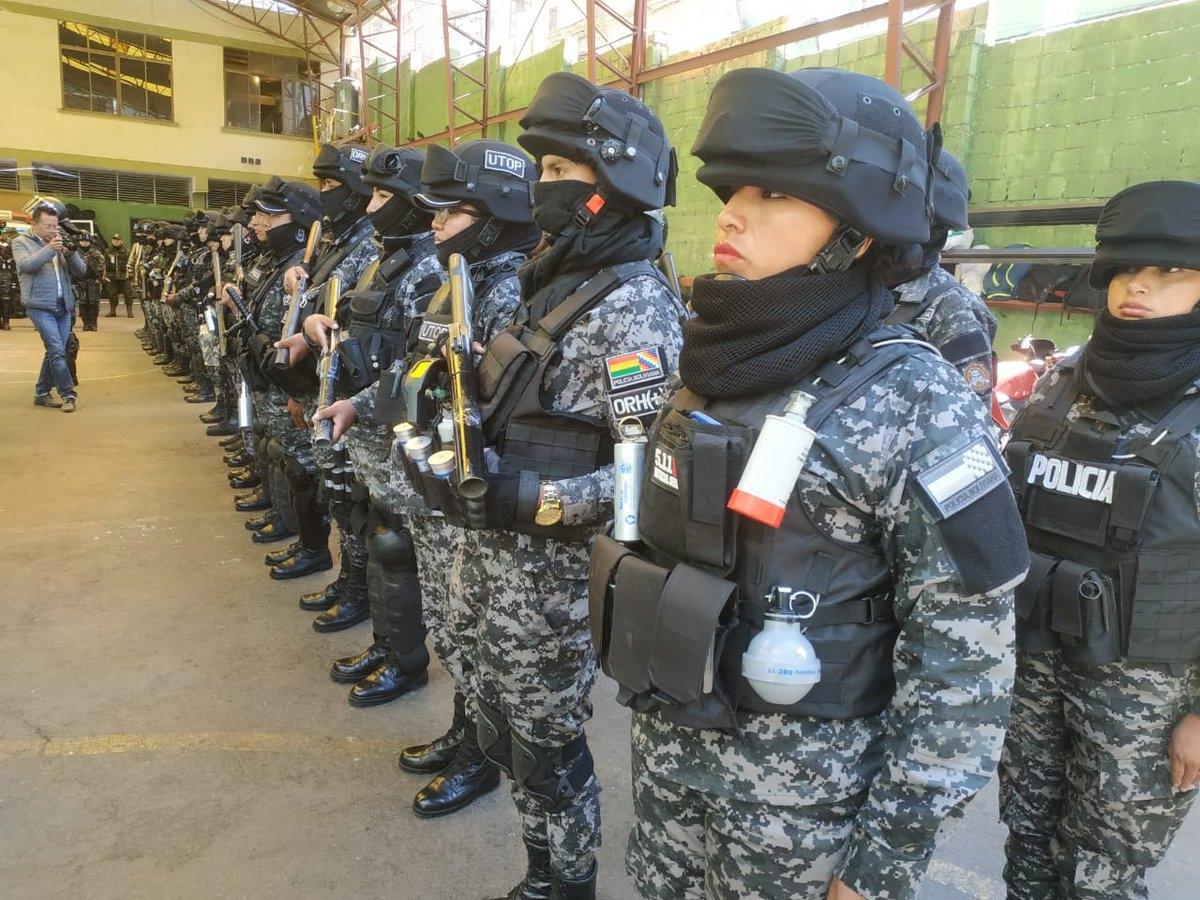9.328 efectivos policiales velarán por la seguridad en el balotaje del domingo