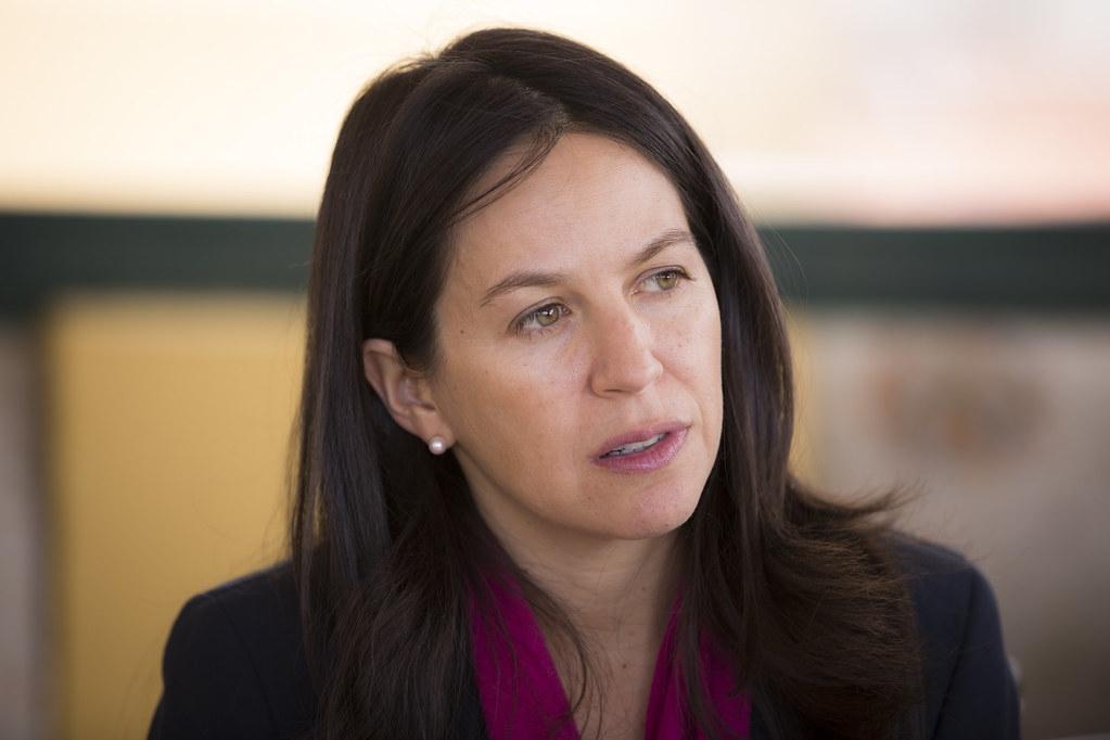 La boliviana Marcela Escobari es designada por Joe Biden como administradora Auxiliar de Usaid para América Latina y el Caribe