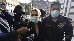 Fiscalía citó a Jeanine Áñez a las 09.00 de este miércoles en la cárcel de Miraflores para la toma de declaraciones en denuncias para juicio de responsabilidades
