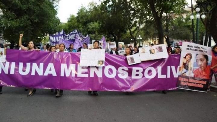 Tres nuevos feminicidios en Santa Cruz, La Paz y Oruro, a nivel nacional ya son 38 casos del 1 de enero al 25 de abril