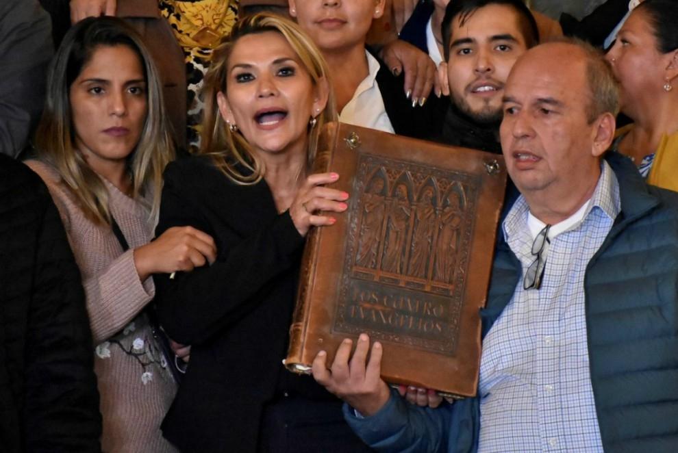 Nuevo proceso penal contra Jeanine Añez habría asumido