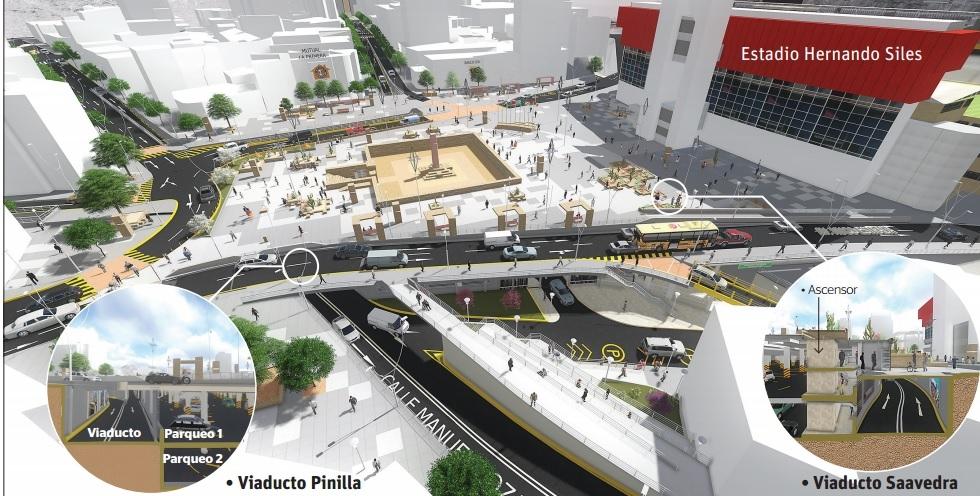Luis Revilla deja a la Alcaldía con deuda de 300 millones de Bolivianos y viaducto se entregará recién en los siguientes 20 días
