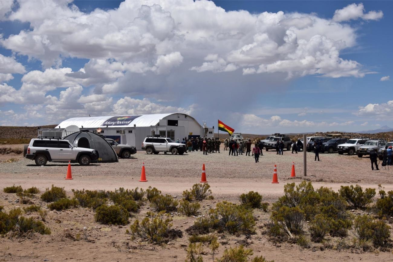 Desde agosto se implementan drones, armamento, visores nocturnos, entre otros en frontera para combatir el contrabando