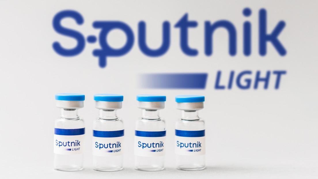 Sputnik Light es la vacuna de una sola dosis contra Covid-19 con una eficacia declarada del 79.4 %