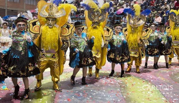 Bolivia conformará un comité de salvaguarda y acudirá a la Unesco para proteger danzas nacionales