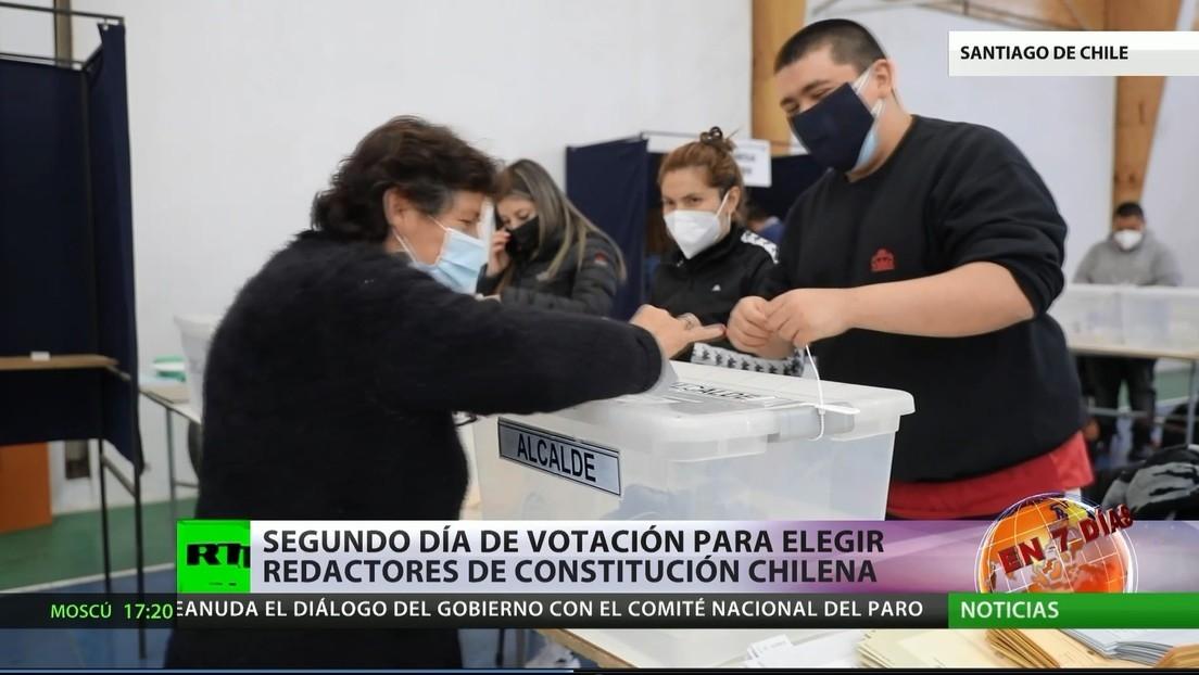 Cambio de Constitución fue una principale demanda durante protestas en octubre de 2019 en Chile, ahora 155 miembros redactarán la nueva constitución