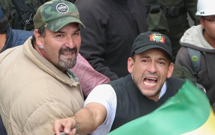 Comité impulsor del juicio contra golpistas de 2019 exige comparecencia de Fernando Camacho