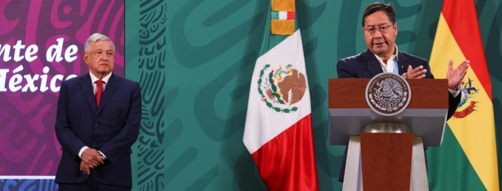 López Obrador adelanta que Bolivia ayudará a México en la explotación de litio