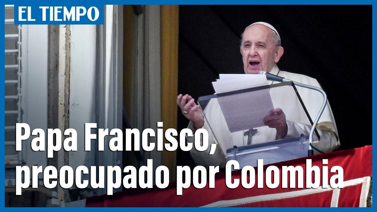 El papa Francisco pidió que se eviten