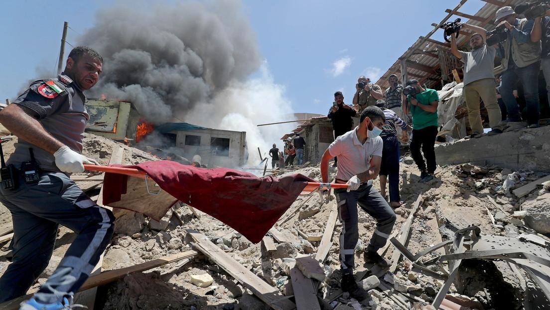 ¿Quién se beneficia con el último estallido de violencia en Medio Oriente?